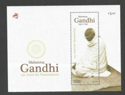 Portugal 2019 - 150 Years Mahatma Gandhi S/S MNH - 1910-... Republiek