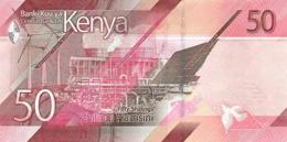 KENYA P. NEW 50 S 2019 UNC - Kenya