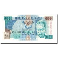 Billet, Tanzania, 100 Shilingi, Undated (1993), KM:24, NEUF - Tanzania