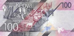 KENYA P. NEW 100 S 2019 UNC - Kenya