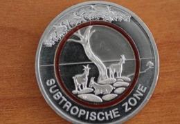 5,-€ Subtropische Zone 2018 In ST Prägestelle G - Germania