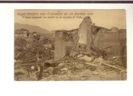 12212-~1 Reggio Calabria Dopo Il Terremoto Del 1908 - Reggio Calabria