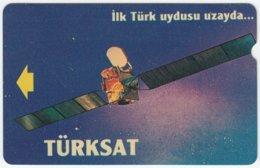TURKEY B-084 Magnetic Telekom - Communication, Satellite - Used - Türkei