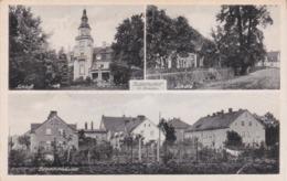 Autriche Schloss Hubertushof Kr Breslau Schule Beamtenhauser éditeur Franz Streitenberger N°4128/41 - Autres