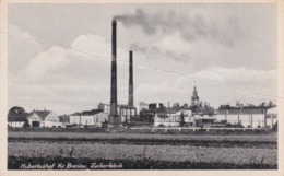Autriche Hubertushof Kr Breslau Zuckerfabrik éditeur Franz Streitenberger N°4130/41 - Autres