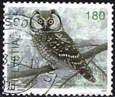 Switzerland 2007 - Mi 2029 - YT 1955 ( Bird : Owl ) - Usati