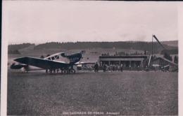 Aviation, Aéroport La Chaux De Fonds NE, Avion AD ASTRA Zürich (2195) - Aerodromes