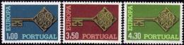 Portugal - Europa CEPT 1968 - Yvert Nr. 1032/1034 - Michel Nr. 1051/1053 ** - Europa-CEPT