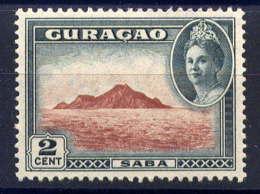 CURACAO - 150** - REINE WILHELMINE / SABA - Curazao, Antillas Holandesas, Aruba