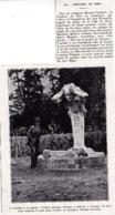 """1925 """"La Fontaine Du Rire"""" Sculpteur Moreau-Vauthier,devise""""le Rire Est Le Propre De L'homme""""avec DRANEM Act.comique TBE - Non Classés"""