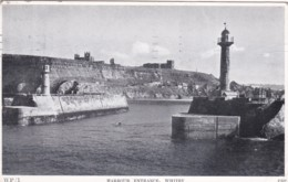 WHITBY - HARBOUR ENTRANCE - Whitby