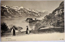 SUISSE - ISELTWALD - Am Brienzersee - BE Berne