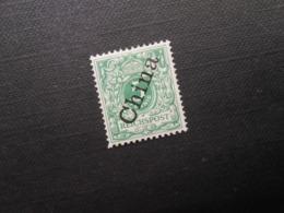 D.R. 2 Ll*MLH - Deutsche Auslandpostämter (CHINA) 1898 - Mi 4,00 € - Offices: China