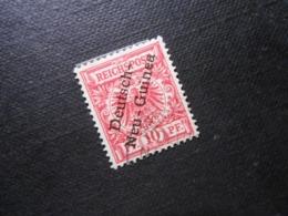 D.R.Mi 3a  10Pf   Deutsche Kolonien (Deutsch-Neuguinea) 1897 - Mi 10,00 € - Colonie: Nouvelle Guinée