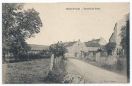 SAINT FIACRE ( 77 - Seine Et Marne ) - Entrée Du Pays - TTB Etat - Francia