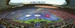 STADIUM POSTCARD ESTADIO STADIUM STADE STADIO WANDA METROPOLITANO - MADRID - Stades
