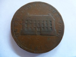 1 Penny Token 1813 Sheffield - Sin Clasificación