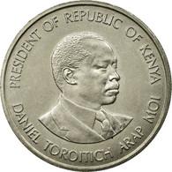 Monnaie, Kenya, Shilling, 1989, British Royal Mint, TTB, Copper-nickel, KM:20 - Kenia