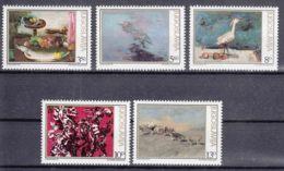 Yugoslavia Republic 1981 Art Mi#1911-1915 Mint Never Hinged - Ungebraucht