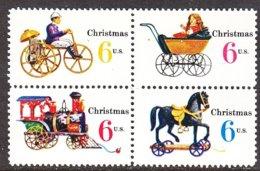 U.S. 1418 B     **  ANTIQUE  CHRISTMAS  TOYS - Christmas