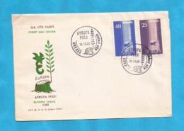XXIII AKTION AUSFERKAUF  TURKEI  1958 EUROPA CEPT  INTERESSANT - 1958