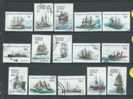 Australian Antarctic Territory AAT 1979 - 1981 Ship Definitives Part Set 15 VFU , 1 X 15c Only - Australian Antarctic Territory (AAT)
