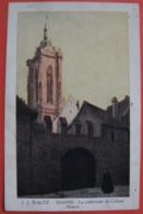 "ILLUSTRATEUR J J WALTZ HANSI "" LA CATHEDRALE DE COLMAR "" - Alsace - Hansi"