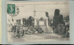 TOULON Inauguration Du Monument élevé à La Mémoire Des Victimes Du IENA CIMETIERE DE LAGOUBRAN  2019 Oct Chri 083 - Toulon
