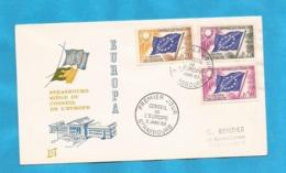 XXIII AKTION AUSFERKAUF  FRANCE FRANCIA 1963 EUROPA CEPT  INTERESSANT - Europa-CEPT
