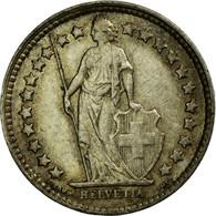 Monnaie, Suisse, 1/2 Franc, 1943, Bern, TTB, Argent, KM:23 - Suisse
