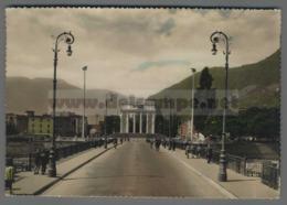 V9351 BOLZANO PONTE TALVERA ACQUERELLATA VG (m) - Bolzano (Bozen)