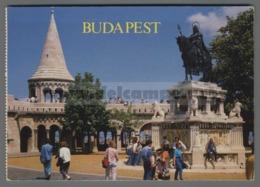 V9432 BUDAPEST FISHERMEN BASTION VG (m) - Ungheria