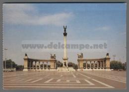 V9433 BUDAPEST CITY PARK AND MILLENARY MONUMENT VG (m) - Ungheria