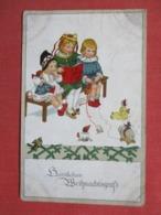 Children  Germany Stamp & Cancel >   Ref   3654 - Postcards