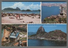 V9449 BRASIL RIO DE JANEIRO PRAIA DE COPACABANA VG (m) - Rio De Janeiro