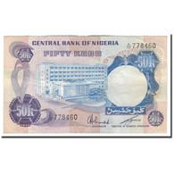 Billet, Nigéria, 50 Kobo, KM:14f, TTB+ - Nigeria