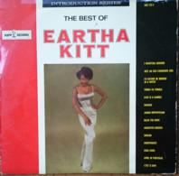 * LP *  THE BEST OF EARTHA KITT - Jazz