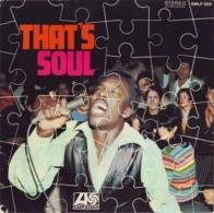 * LP *  THAT' S SOUL - WILSON PICKETT, SAM & DAVE, ARETHA FRANKLIN, OTIS REDDING A.o. (USA 1967) - Soul - R&B