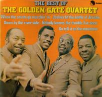 * LP *  THE BEST OF THE GOLDEN GATE QUARTET (Holland 1968 EX!!!) - Soul - R&B