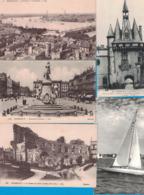 LOT DE 5 CARTES POSTALES DE LA GIRONDE BORDEAUX BASSIN D'ARCACHON - France