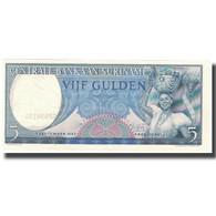 Billet, Surinam, 5 Gulden, 1963, 1963-09-01, KM:120b, NEUF - Surinam