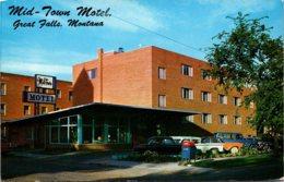 Montana Great Falls Mid-Town Motel - Great Falls