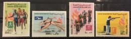 UNITED ARAB EMIRATES - MNH** - 1996 - # 515/518 - Abu Dhabi