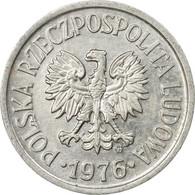 Monnaie, Pologne, 20 Groszy, 1976, Warsaw, TTB, Aluminium, KM:A47 - Pologne
