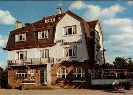 ! Ansichtskarte Aus Balmoral Spa, Hotel Les Clematites, Belgien - Spa