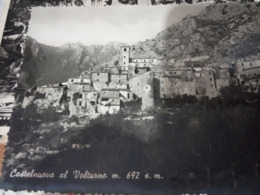 CASTELNUOVO AL VOLTURNO MOLISE E LE MAINARDE N1950 HF641 - Isernia