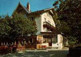 ! Ansichtskarte Hotel Belvedere, Chemin Sur Martigny, Schweiz - VS Valais