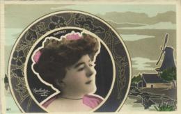 DARTHEY Reutlinger Style Art Nouveau RV - Artistes