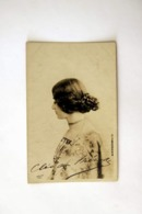Woman - Clèo De Mèrode 1900 Photo Postcard - Donne