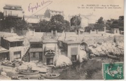13 - MARSEILLE - Anse De Maldormé - Un Coin Des Plus Pittoresque De Notre Corniche - Endoume, Roucas, Corniche, Plages